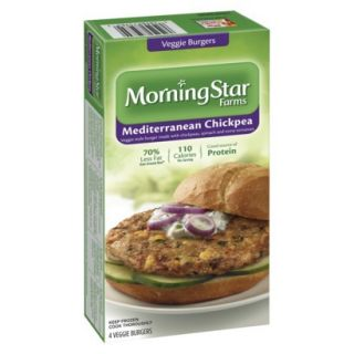 MorningStar Farms Mediterranean Chickpea Burger