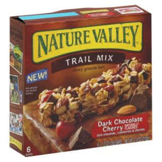 Nature Valley Trail Mix Dark Chocolate Cherry Ch