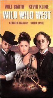 Wild Wild West Will Smith, Kevin Kline, Salma Hayek Kenneth Branagh, Barry Sonnenfeld, Barry Josephson, Kim LeMasters Tracy Glaser Movies & TV