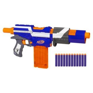 NERF® N Strike Elite Alpha Trooper CS 12 Bla