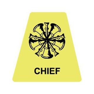 Chief Label EMSE 11044Tet Hard Hat / Helmet Labels  Message Boards