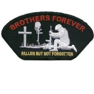 FALLEN BROTHERS FOREVER Veteran Biker Ball Cap Patch