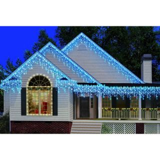 Holiday Time Heavy Duty Icicle Christmas Lights
