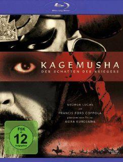 Kagemusha   Der Schatten des Kriegers [Blu ray]: Tatsuya Nakadai, Tsutomu Yamazaki, Kenichi Hagiwara, Akira Kurosawa: DVD & Blu ray