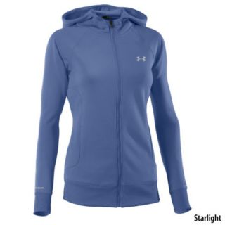 Under Armour Womens Armour Fleece Storm Full Zip Hoodie 722902