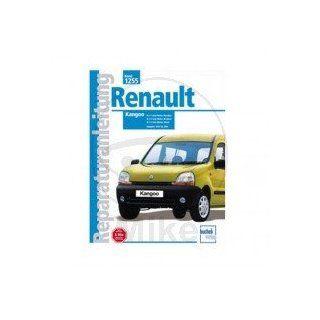 REPARATUR ANLEITUNG   222.05.23   1255   RENAULT KANGOO BENZIN/DIESEL   ab 1997 bis 2001  : Auto