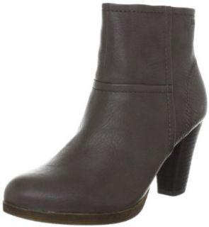 ESPRIT Wiki Bootie I10340, Damen Fashion Halbstiefel & Stiefeletten, Braun (lt.lounge brown 224), EU 37: Schuhe & Handtaschen