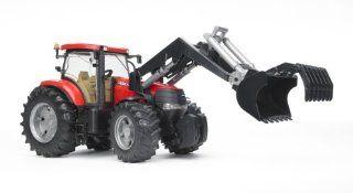 Bruder 03096   Case CVX 230 Traktor mit Frontlader Spielzeug