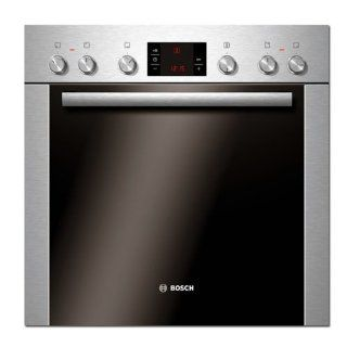 Bosch Einbauherd HEA23B251 mit Multifunktion 3D Plus + Edelstahl Front: Küche & Haushalt