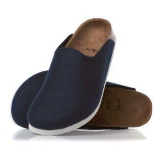 Birkenstock AMSTERDAM WOLLFILZ 559243, Unisex   Erwachsene Clogs & Pantoletten: Schuhe & Handtaschen