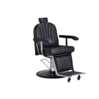 HYDRAULIC BARBER CHAIR ALL PURPOSE RECLINE BARBER SALON STYLING CHAIR   GIULIO : Professional Massage Chairs : Beauty