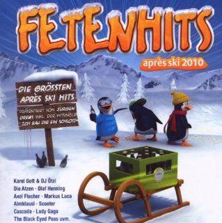 Fetenhits Apres Ski 2010 Musik