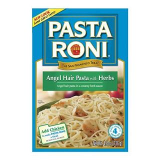 Pasta Roni Angel Hair Pasta with Herbs 4.8 oz.