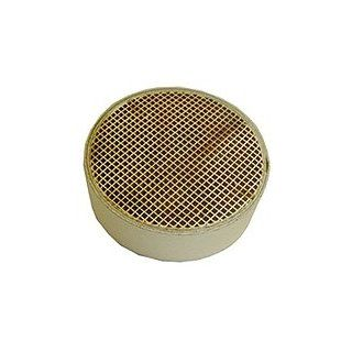 "Ceramic Honeycomb (CC 001) Catalytic Combustor (6"" Diameter By 2"" Wide wrapped in a stainless steel ""can"") for Consolidated Dutchwest Wood Stoves (Models 224, 2460, 2461, 2462, Large 264, Extra Large 288, Andirondack, Federal / Airtight"