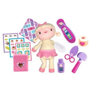 DOC McStuffins Make Me Better Lambie Playset