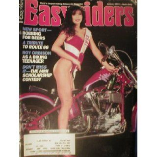 Easyriders Easy Riders Magazine January 1993 (Single Back Issue): Easyriders: Books