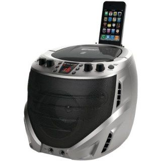 Emerson Gq265 Portable Karaoke Cdg Player Musical Instruments