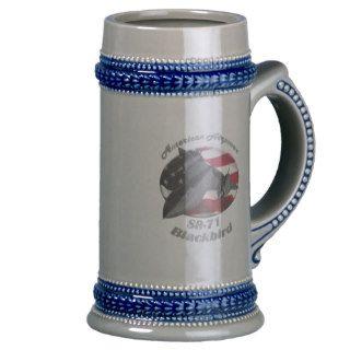 SR 71 Blackbird Mugs
