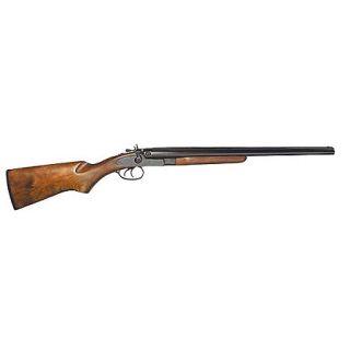 Interstate Arms 12 Ga Cowboy w/20 Cylinder Bore Double Barrel & Walnut Stock 422916