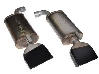1984 1990 Corvette Magnaflow Muffler LT1 Tip C4: Automotive