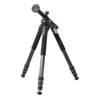 Vanguard Alta Pro 284CT Carbon Fiber Tripod Legs with Multi Angle Central Column System : Camera & Photo