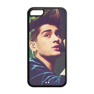 One Direction Zayn Malik Singer TPU Inspired Design Case Cover Protective For Iphone 5c iphone5c NY274: Cell Phones & Accessories