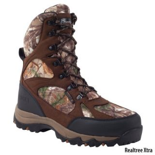 ROCKY Mens Core Waterproof 800g 8 Camo Insulated Boot 726856