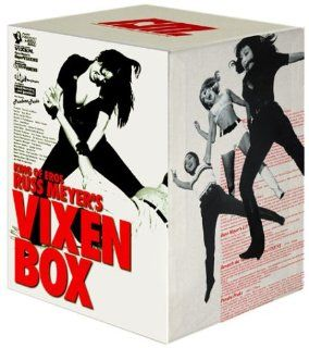 Russ Meyer's Vixen Box: Russ Meyer: Movies & TV