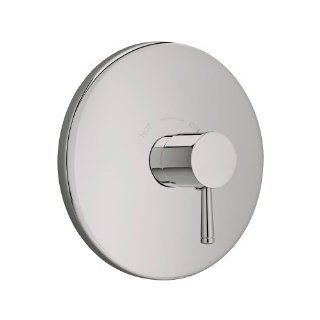 American Standard T064.730.295 Serin Central Thermostat Trim Kit, Metal Knob Handle, Must Order On/Off Volume Control to Complete Set, Satin Nickel   Cabinet And Furniture Knobs