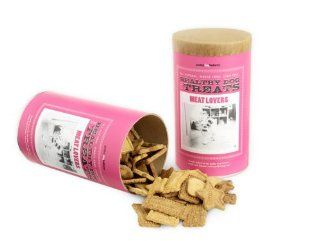 Polka Dog Bakery Meat Lovers Can, Wheat Free, Corn Free, Soy Free Dog Treats, 12oz : Pet Snack Treats : Pet Supplies