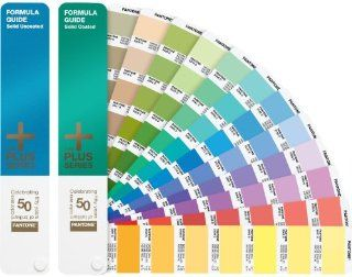 Pantone FORMULA GUIDE Solid Coated & Solid Uncoated: Electronics