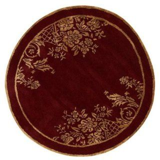 Eminence Rug, 2'x3', RED GOLD   Area Rugs