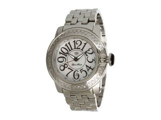 Glam Rock SoBe 44mm Stainless Steel Watch with Diamonds  GR32007D Stainless Steel
