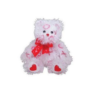TY Punkies   ITTY BITTY KISS the Bear: Toys & Games