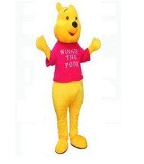Winnie The Pooh cartoon Character Costume Health & Personal Care
