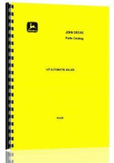 John Deere Baler On Popscreen. John Deere 14t Baler Parts Manual Everything Else. John Deere. John Deere 14t Baler Pto Shaft Diagram At Scoala.co