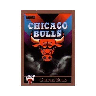 1990 91 SkyBox #331 Chicago Bulls TC at 's Sports Collectibles Store