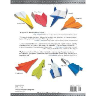 Planes for Brains 28 Innovative Origami Airplane Designs [Full Color Book & Instructional DVD] Michael G. LaFosse, Richard L. Alexander 9784805311493 Books