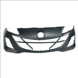 CarPartsDepot 352 311237 10 PM FRONT BUMPER COVER ASSEMBLY REPLACEMENT PRIMED 4D MA1000223: Automotive