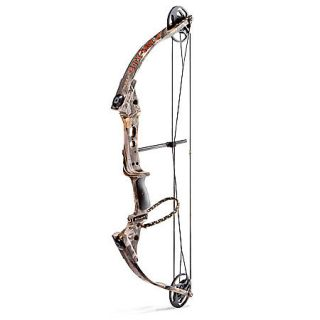 Parker BuckShot Extreme Pink Youth Compound Bow 15 29 lb. Draw Weight RH 433881