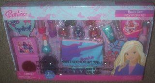 Barbie Rock Star Play Make up Set: Toys & Games