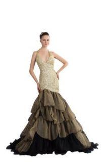 herafa Wedding Dress Elegant NO.w35228 at  Women�s Clothing store