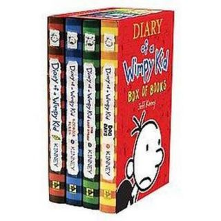 Diary of a Wimpy Kid Box of Books (Mixed media p