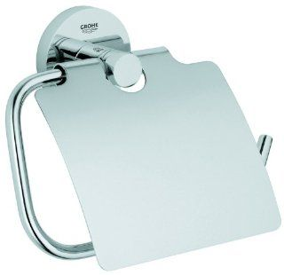 GROHE 40 367 000 Accessories Toilet Paper Holder, Chrome