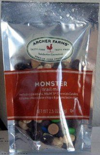 Archer Farms Monster Trail Mix 2.5oz : Grocery & Gourmet Food