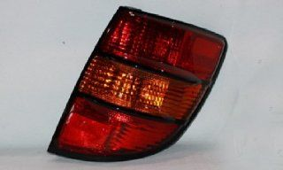 03 08 PONTIAC VIBE (LS & HSG) Tail Light Pair Automotive