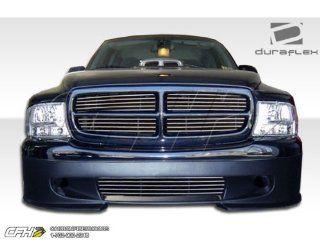 1998 2003 Dodge Durango 1997 2004 Dodge Dakota Duraflex SG Series Front Lip Under Spoiler Air Dam   1 Piece Automotive