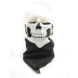 Skull mask bandanna headwear bandana scary : Other Products : Everything Else