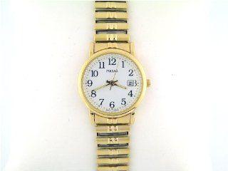 Pulsar Ladies Expansion Bracelet Watch  PXQ402X: Watches
