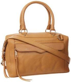 Rebecca Minkoff Mab Mini H403I001 Top Handle Bag, Tawny, One Size: Top Handle Handbags: Shoes